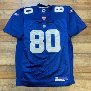 Jeremy Shockey NY Giants Reebok NFL Jersey 48